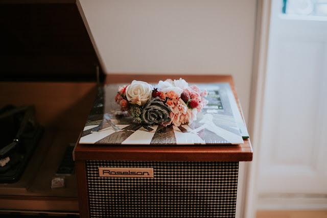 tocado novia - Blog Mi Boda