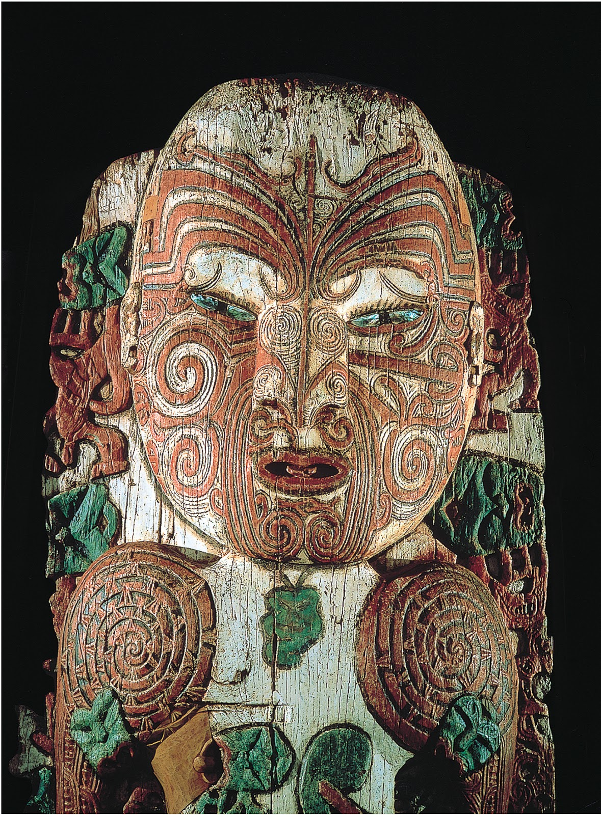 Ancient Maori Culture: Unofficial Homepage Of The New