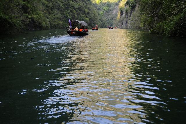 Sungai Yangtze China