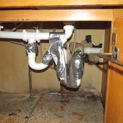 Parfois, il vaudrait mieux faire appel à un plombier chauffagiste professionnel !