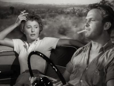 Barbara Stanwyck, Barry Sullivan