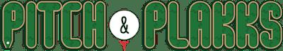 Pitch & Plakks minigolf game