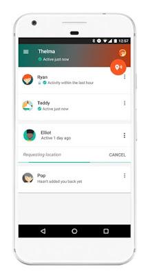 Buat Diri Anda Merasa Aman Dengan Google Trusted Contact