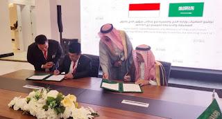 Menag RI Lobi Saudi Tetapkan Kuota Dasar Indonesia Sebesar 231ribu