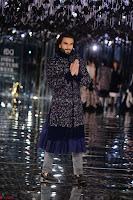 Alia Bhatt and Ranveer Singh walks the ramp for Manish Malra during Indian Couture Week 2017 Grande Finale  5 ~  Special 005.jpg