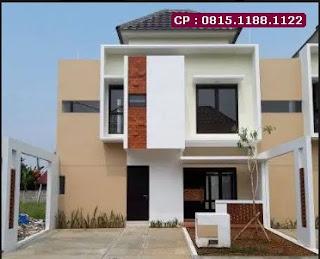 Rumah Depok Kota, Rumah Minimalis 2 Lantai, WA 0815.1188.1122