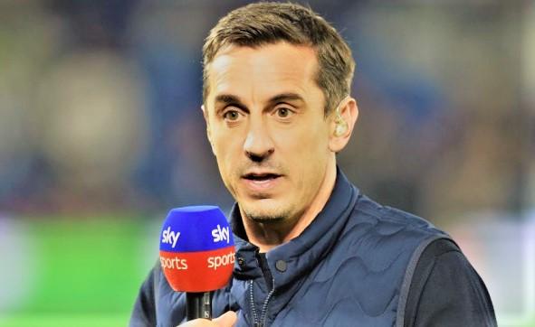 "Soccer News: ""Martial, Rashford And James Are An Absolute Joke""... Gary Neville"