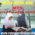 Unduh Kisi-kisi Ujian Madrasah (UM) Jenjang MTs Tahun Pelajaran 2020/2021