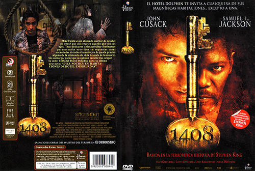 Torrent - 1408 Blu-ray rip Blu-ray rip