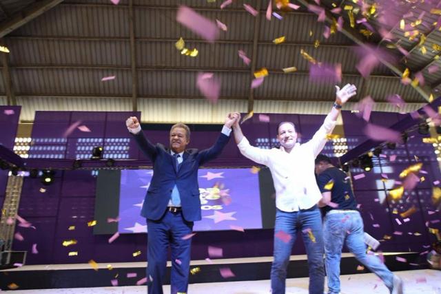 Abel Martínez anuncia apoyo candidatura Leonel
