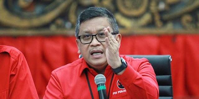 PDIP Layangkan Protes Keras Atas Pemberitaan Adanya Pertemuan Megawati Dan Moeldoko