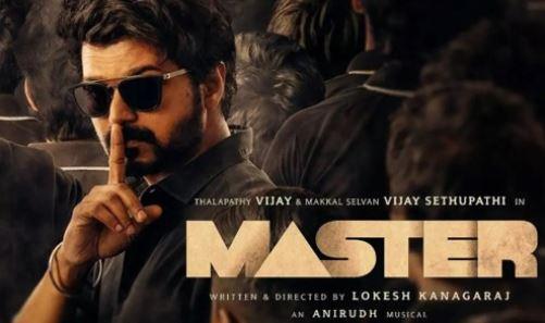 Master ( 2021 ) Hindi Dubbed