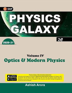 Physics Galaxy by Ashish Arora Optics & Modern Physics Book Pdf