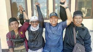 Rajut Persaudaran, Dua Tokoh Pemuda Alasmalang Ra'as Sepekat Rekonsialiasi Usai Pilkades 2019