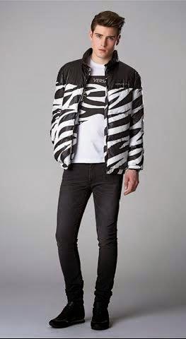 Manila Shopper: Versace Jeans Fall/Winter 2014 Collection