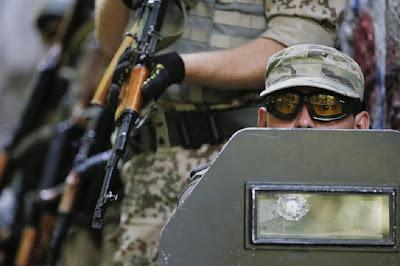 Η Ρωσία συνέλαβε 24 Ουκρανούς ναύτες κατά το περιστατικό στον Πορθμό Κερτς