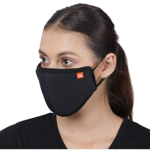 Wildcraft Hypashield Reusable Outdoor Mask