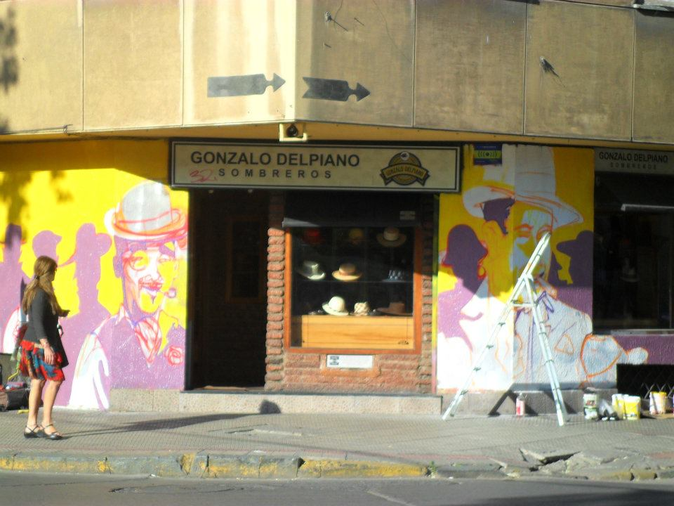 acf2ea74e8016 Sombreros Gonzalo del Piano