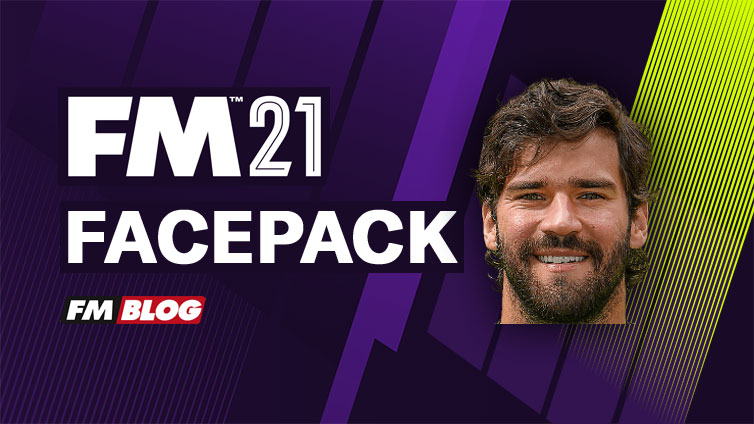 Football Manager 2021 Facepack | FM21 Player Faces