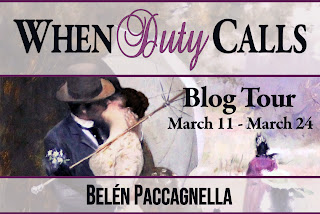 Blog Tour - When Duty Calls by Belén Paccagnella