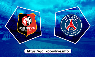 مشاهدة مباراة باريس سان جيرمان ضد رين 09-05-2021 بث مباشر في الدوري الفرنسي