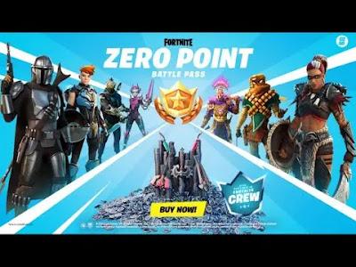 فورت نايت-Fortnite الموسم الخامس الجديد يضيف مواقع جديدة وأسلحة مختلفة