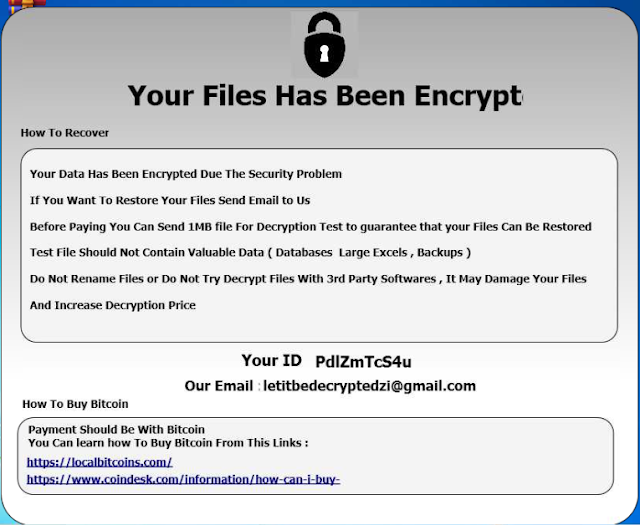 Remove  lceuh file virus Ransomware (+Recover  lceuh files