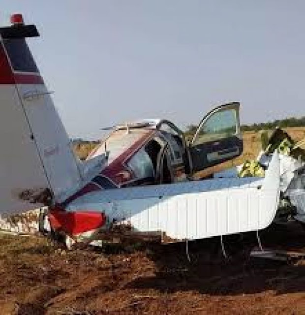 Avião com médico fazendeiro de Araçatuba cai em fazenda do MS