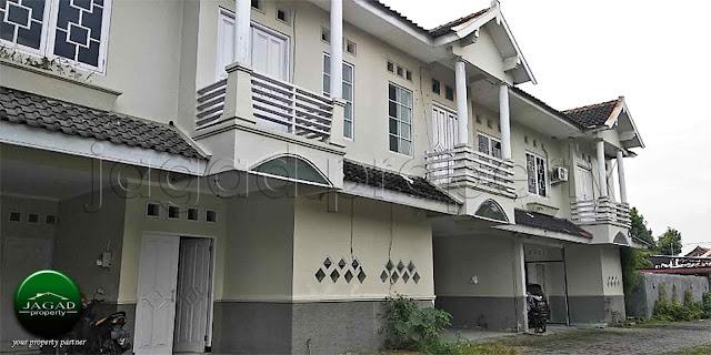 4 Unit Rumah area Kampus di Pringwulung