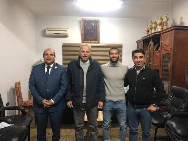 المقاصة يُعزز فريقه بالتعاقد مع باسم مرسي لمدة 3 مواسم