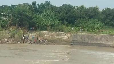 Nahas, Pria Asal Subang Tenggelam Saat Wudhu di Sungai Indramayu