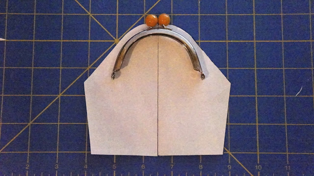 Clutch Bag Tutorial and Pattern