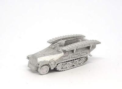 GRV116   Sd.Kfz 251/7 (Ausf D) engineer vehicle