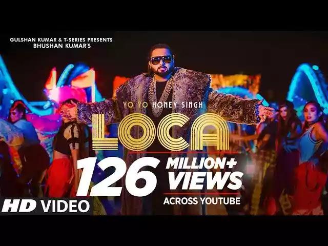 Yo Yo Honey Singh - Loca Lyrics