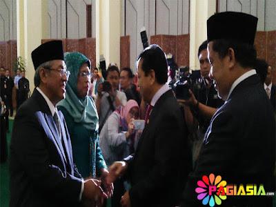 Ketua DPR Mengatakan Dia Berpengalaman Usai Dilantiknya Achmad Djuned Menjadi Sekjen DPR