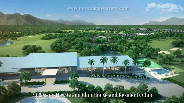 Nuvasa Bay Batam Club House & Residential Club