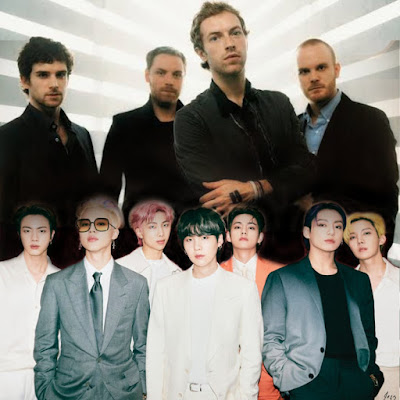 A Snippet Of 'My Universe' By Coldplay Featuring BTS Leaks
