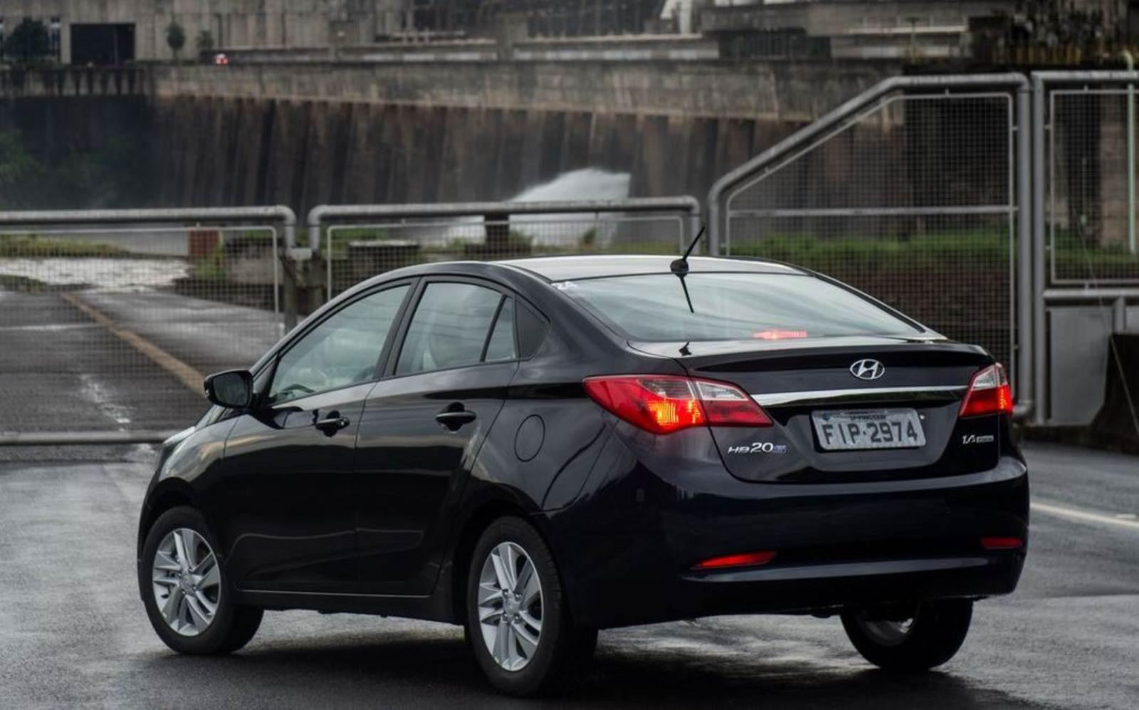 Hyundai Hb20 Amplia 231 227 O Da Produ 231 227 O Em Estudos Car Blog Br