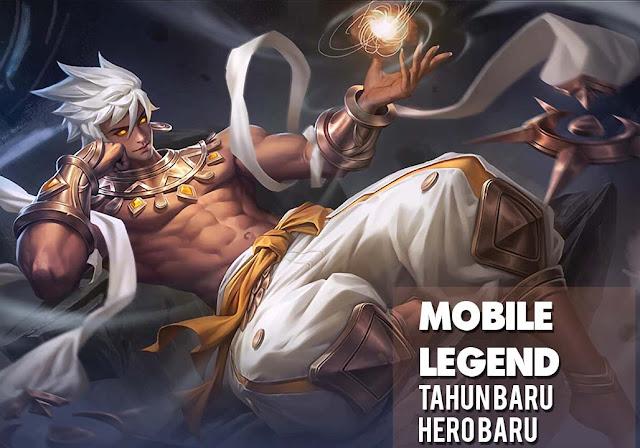 Mobile Legend Beri Kejutan di 2019 dengan Merilis Hero Baru