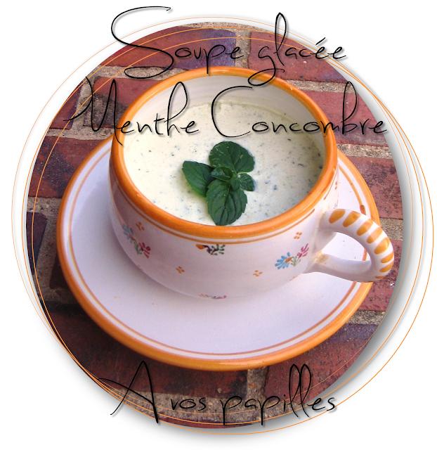 Recipe-recette-menthe-concombre-smothie-soupe