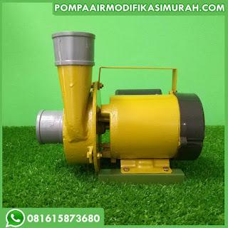 Pompa Air Modifikasi di Ngawi