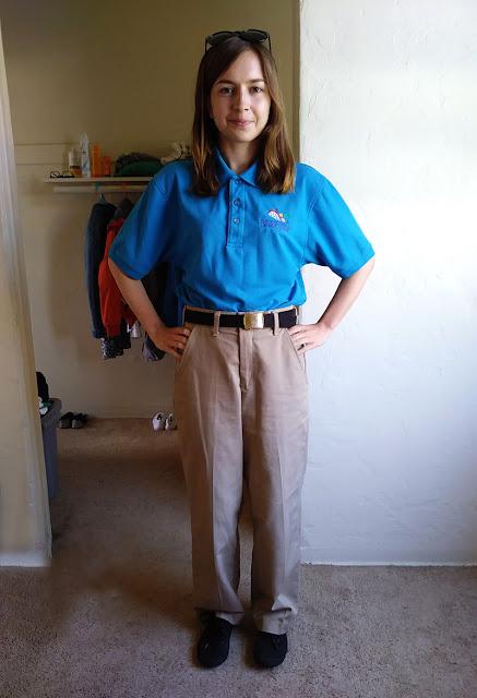 Beach Boardwalk - firmowy uniform