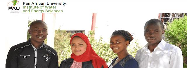 المعهد الإفريقي لعلوم المياه والطاقة (بما في ذلك تغير المناخ) دعوة للترشح إلى توظيف داخلي جامعة أبو بكر بلقايد - تلمسان