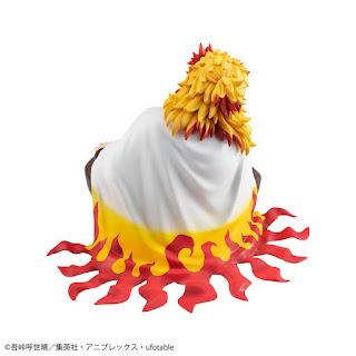 Demon Slayer: Kimetsu no Yaiba – Palmsize Rengoku-san G.E.M. series, Megahouse