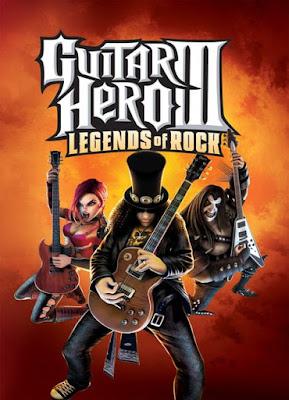 Capa do Guitar Hero 3: Legends of Rock