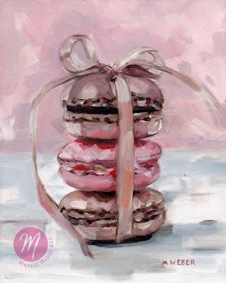 macaron-painting-merrill-weber
