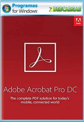Descargar Adobe Acrobat Pro DC 2019 Full Español mega y google drive /