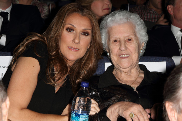 Celine Dion's Mother, Thérèse Dion, dead at age 92