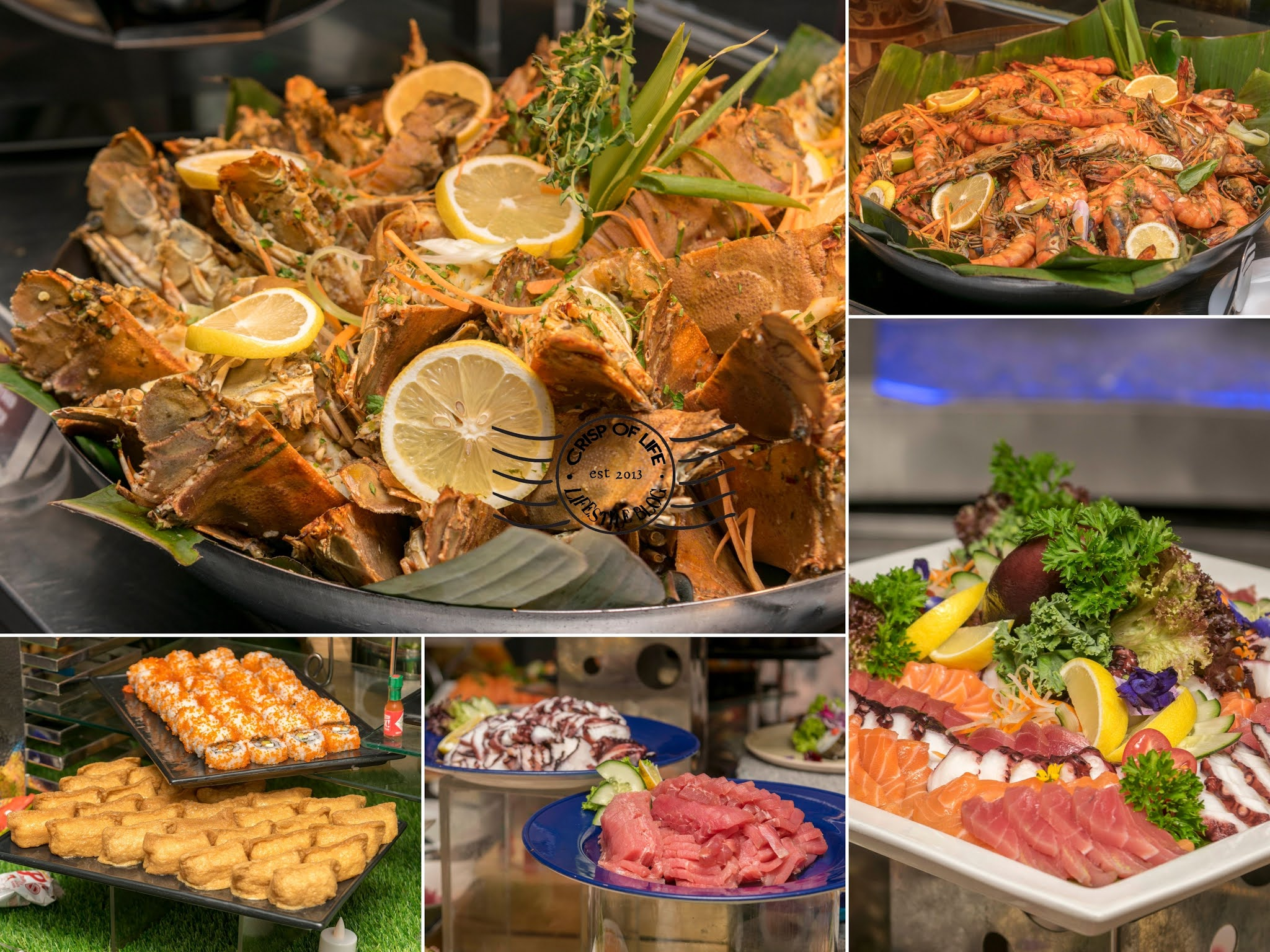 Let's Makan! All-You-Can-Eat Malaysian Dinner @ Hard Rock Hotel Penang