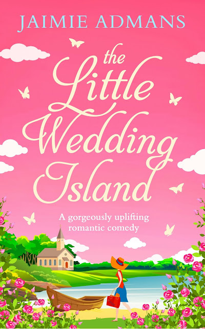 the-little-wedding-island, jaimie-admans, book